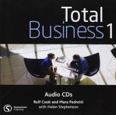 Книга для вчителя Total Business Class 1 Audio CD