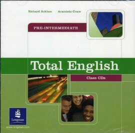 Total English Pre-Intermediate CD (аудіодиск) - фото книги
