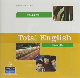 Total English Starter CD (аудіодиск) - фото книги