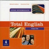 Total English Upper-Intermediate CD (аудіодиск) - фото обкладинки книги