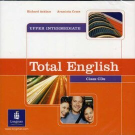 Total English Upper-Intermediate CD (аудіодиск) - фото книги