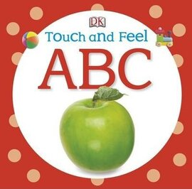 Touch and Feel ABC - фото книги