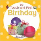 Touch and Feel. Birthday - фото обкладинки книги