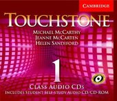 Touchstone 1. Class Audio CDs (комплект аудіодисків) - фото обкладинки книги
