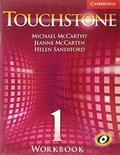 Touchstone 1. Workbook - фото обкладинки книги