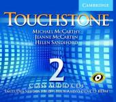 Touchstone 2. Class Audio CDs (комплект аудіодисків) - фото обкладинки книги