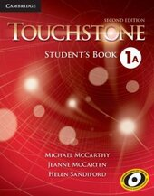 Touchstone 2nd edition Level 1a. Student's Book - фото обкладинки книги