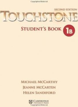 Touchstone 2nd edition Level 1b. Student's Book - фото книги