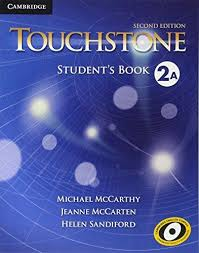 Touchstone 2nd edition Level 2a. Student's Book - фото книги