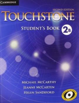 Touchstone 2nd edition Level 2b. Student's Book - фото книги