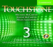 Touchstone 3. Class Audio CDs (комплект аудіодисків) - фото обкладинки книги