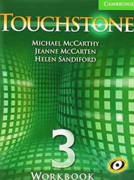 Touchstone 3. Workbook - фото книги