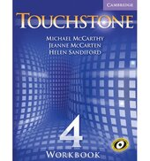 Touchstone 4. Workbook - фото обкладинки книги