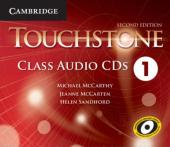 Touchstone Level 1. Class Audio CDs (набір із 4 аудіодисків) - фото обкладинки книги