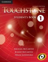 Touchstone Level 1. Student's Book - фото обкладинки книги