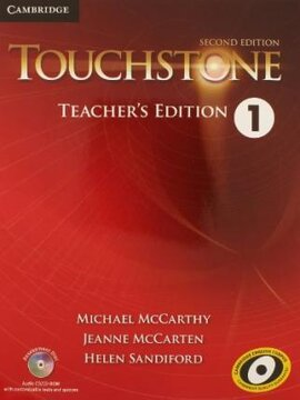 Touchstone Level 1. Teacher's Edition with Assessment Audio CD/CD-ROM - фото книги