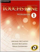 Touchstone Level 1. Workbook - фото обкладинки книги
