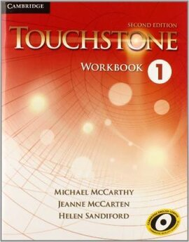 Touchstone Level 1. Workbook - фото книги