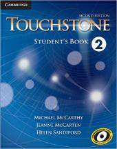 Touchstone Level 2. Student's Book - фото обкладинки книги