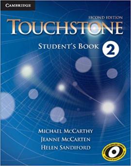 Touchstone Level 2. Student's Book - фото книги