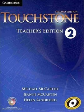 Touchstone Level 2. Teacher's Edition with Assessment Audio CD/CD-ROM - фото книги