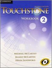 Touchstone Level 2. Workbook - фото обкладинки книги