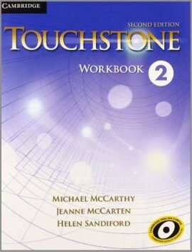 Touchstone Level 2. Workbook - фото книги