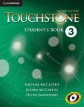 Touchstone Level 3. Student's Book - фото обкладинки книги