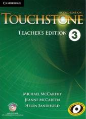 Touchstone Level 3. Teacher's Edition with Assessment Audio CD/CD-ROM - фото обкладинки книги