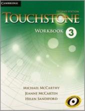 Touchstone Level 3. Workbook - фото обкладинки книги