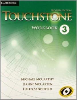 Touchstone Level 3. Workbook - фото книги