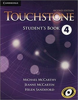 Touchstone Level 4. Student's Book - фото книги