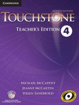 Touchstone Level 4. Teacher's Edition with Assessment Audio CD/CD-ROM - фото книги