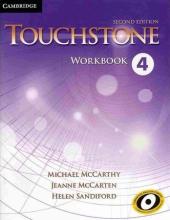 Touchstone Level 4. Workbook - фото обкладинки книги