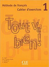Tout va bien ! : Cahier d'exercices + CD-audio 1 - фото обкладинки книги