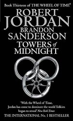 Towers Of Midnight : Book 13 of the Wheel of Time - фото обкладинки книги