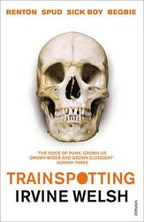 Trainspotting - фото обкладинки книги
