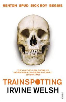 Trainspotting - фото книги