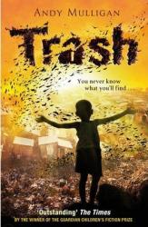 Trash - фото обкладинки книги