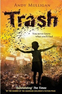 Trash - фото книги