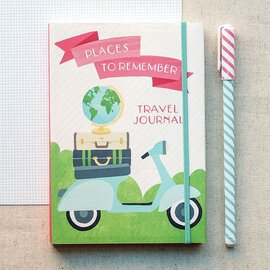 Travel Pocket Journal - фото книги