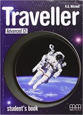 Traveller Advanced. Student's Book - фото обкладинки книги