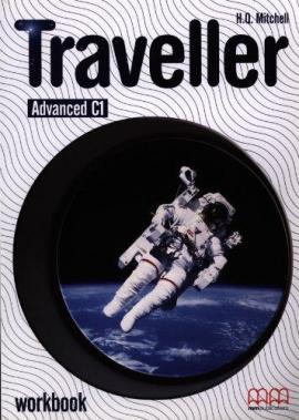 Traveller Advanced. Workbook - фото книги
