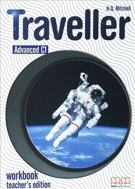 Traveller Advanced. Workbook. Teacher's Edition - фото книги