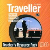 Traveller Beg/Pre-int. Teacher's Resource CD/CD-ROM (інтерактивний комп'ютерний диск для вчителя) - фото обкладинки книги