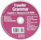 Traveller Beg/Pre-int. Teacher's Resource Pack Grammar (інтерактивний комп'ютерний диск для вчителя) - фото обкладинки книги