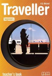 Traveller Beginners. Teacher's Book - фото обкладинки книги