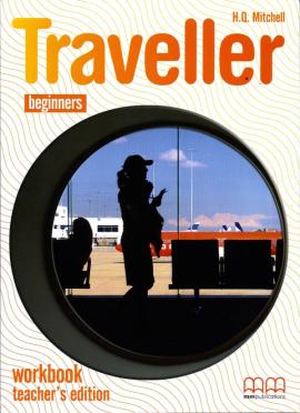 Traveller Beginners. Workbook. Teacher's Edition - фото книги