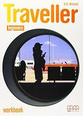 Traveller Beginners. Workbook with Audio CD/CD-ROM - фото обкладинки книги