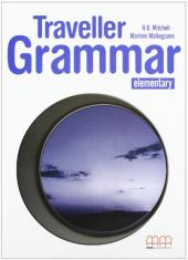 Traveller Elementary. Grammar Book - фото обкладинки книги